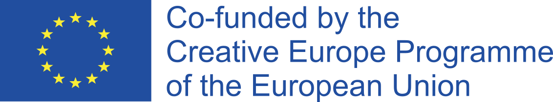 Co-funded by the Creative Europe Programme of the European Union